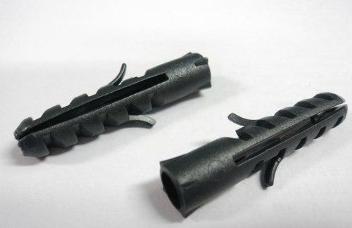 Bucha Sem Parafuso Plastica 10mm C/ 500 Peças Ivplast