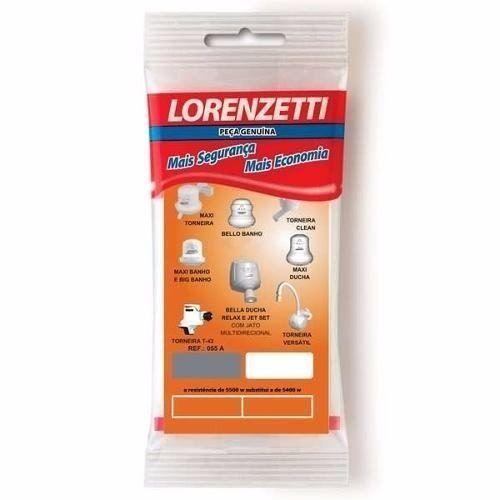 Resistencia Lorenzetti Torneira Versátil 220V 5500W