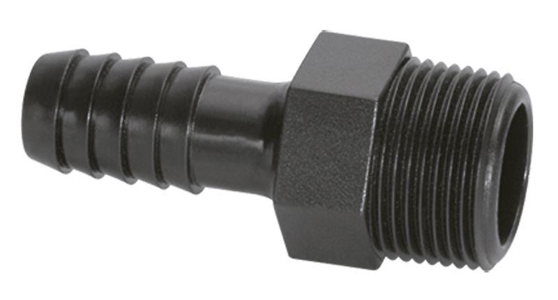 Adaptador Amanco Ligação Interna Preto 3/4X1/2 C/50Un