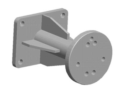 Adaptador de fixação do motor RAVEN