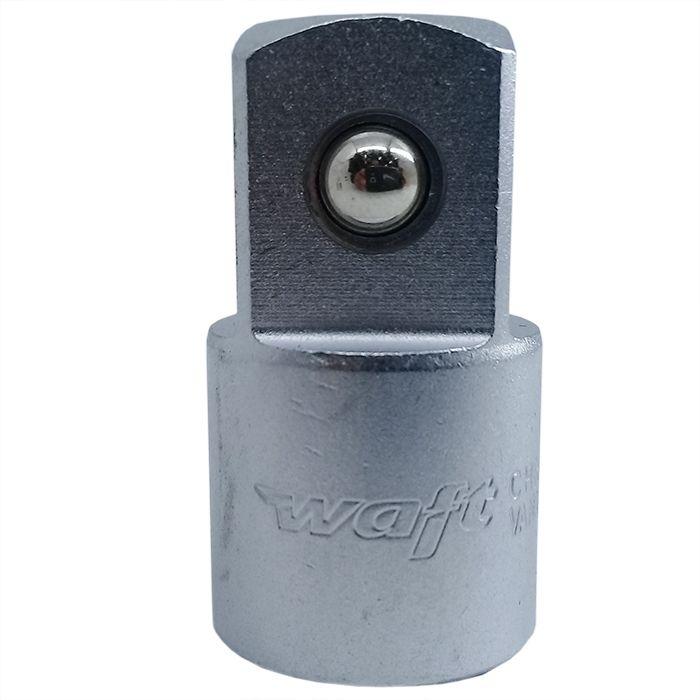Adaptador para soquete 1/2 x 3/4 polegada - Waft - 6161