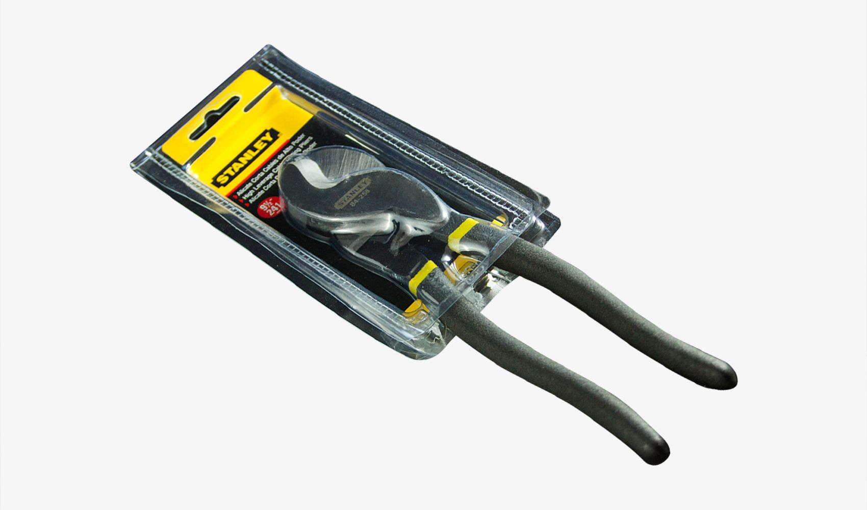 Alicate Corta Cabos 9,1/2 X 240mm Stanley 84-258
