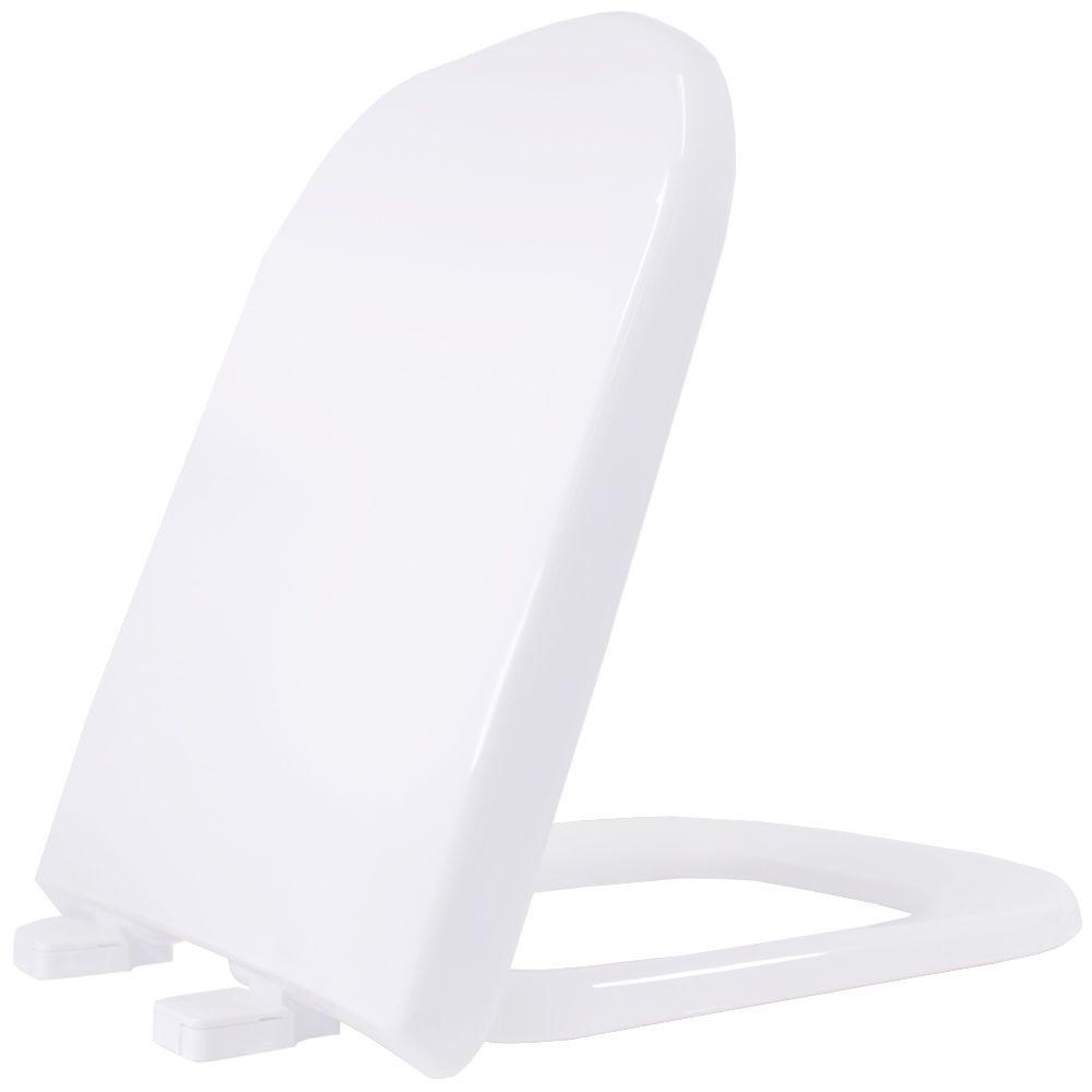 Assento Sanitario Pp Debba/Gap/Quadra/Polo/Unic Soft Close Tupan Cores