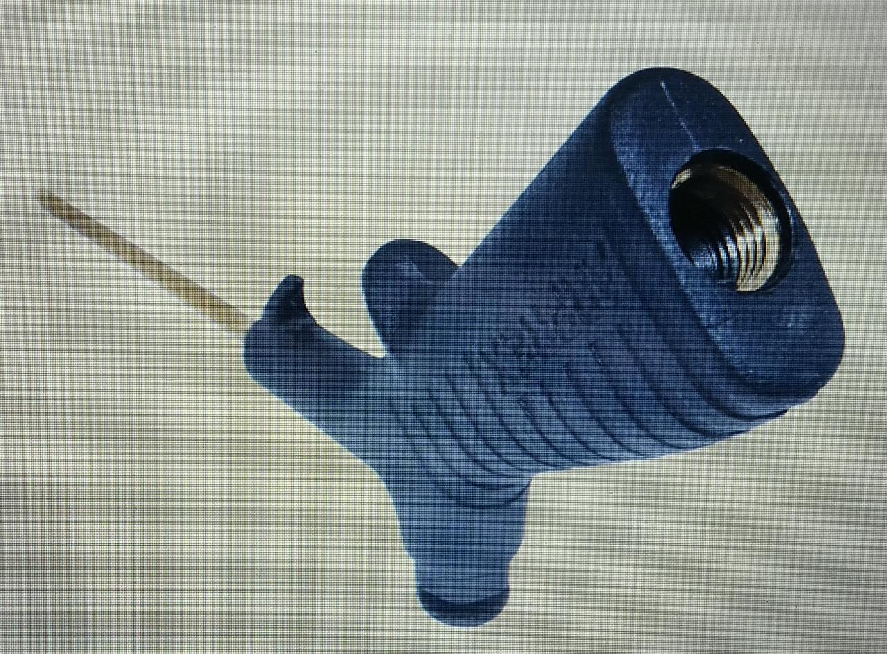 Bico De Ar Limpeza Nylon Com Extensão Mod 6sl Arprex