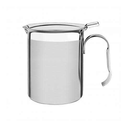 Bule Tramontina Em Aço Inox Para Café E Leite 10 Cm 900 Ml