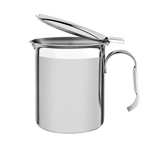 Bule Tramontina em Aço Inox para Café e Leite 8 cm 550 ml