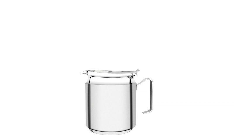 Bule Tramontina Para Café E Leite Em Aço Inox 11,5 Cm 470 Ml