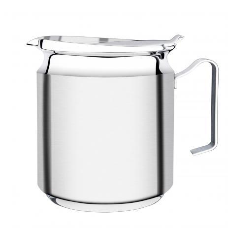 Bule Tramontina Para Café E Leite Em Aço Inox 8,4 Cm 470 Ml