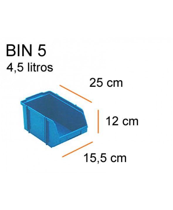 Caixa Organizadora Bin Nº5