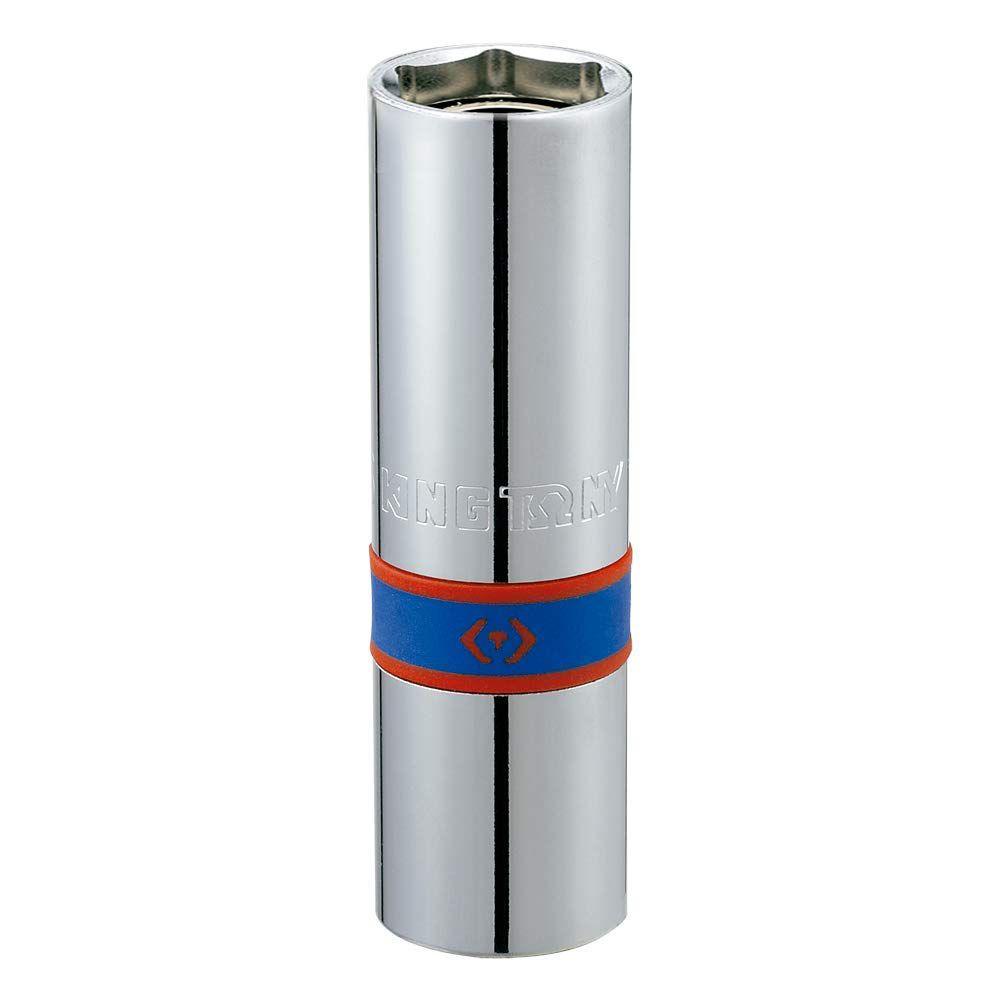 Chave de Vela Magnética Sextavada 16mm - 1/2 Pol. - KINGTONY