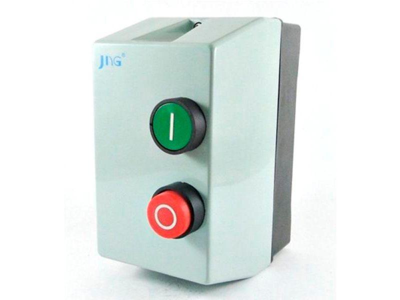 Chave Magnetica de partida JNG QCX2-09 ( 2,5a4A) 1,5kw