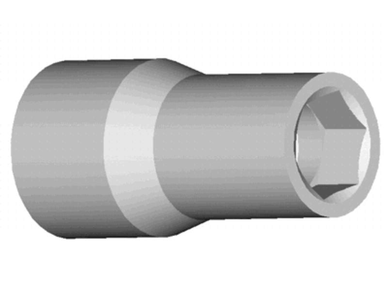 Chave Sextavada 19mm Parafusos Fixação Coroa Caixa Satélites RAVEN