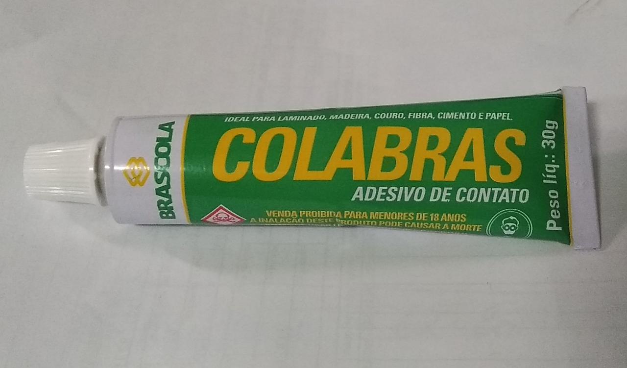 Cola De Contato Colabras 30grs