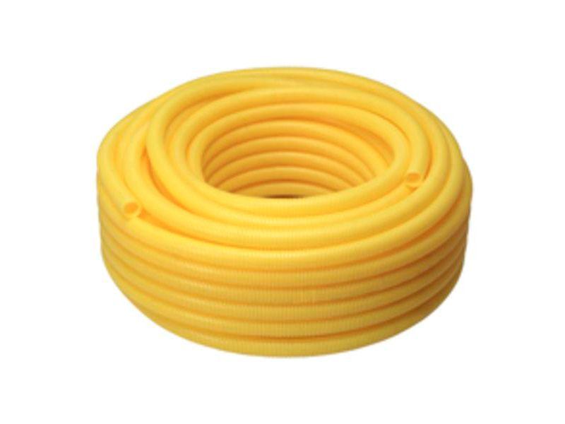 Conduite Corrugado Amarelo Dinoplast 1