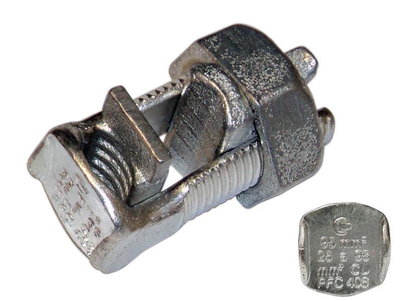 Conector Pressão Bimetálico 150mm CONIMEL
