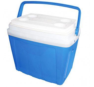 Cooler Caixa Térmica Design Moderno Porta Copo 48 Latas