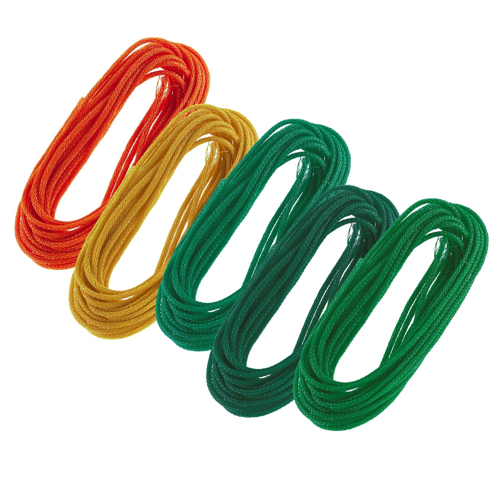 Corda para Varal Nylon N,02, 5 peças de 10m