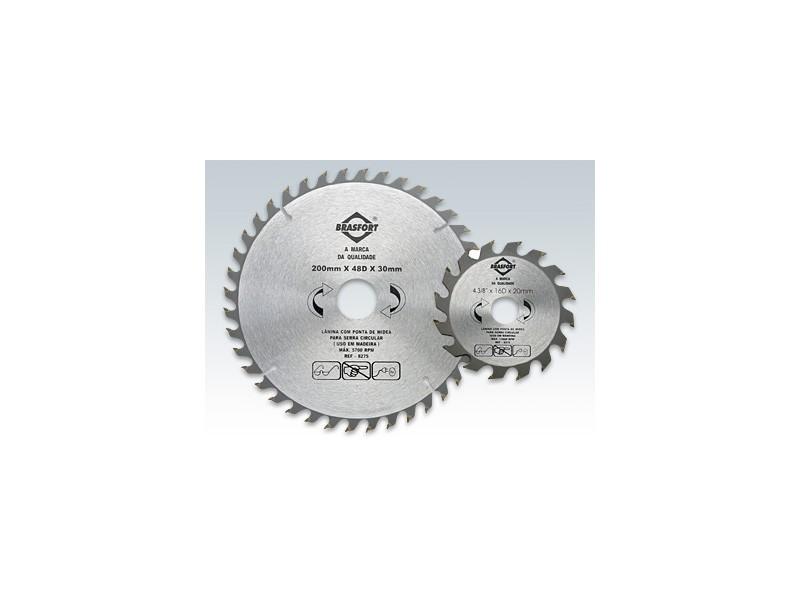Disco de Serra Circular WIDEA, 7,1/4, 36 Dentes - Brasfort