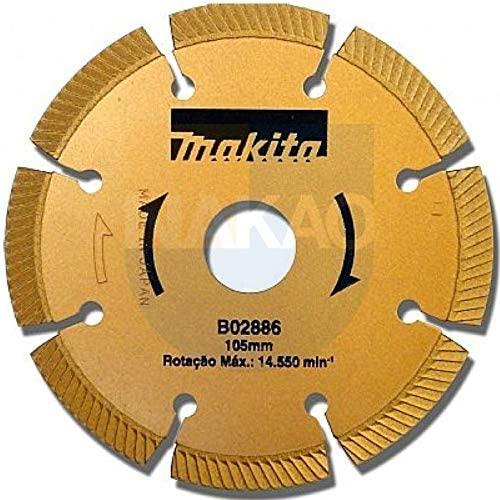 Disco Diamantado 105 Mm 4.1/8 Segmentado Makita B-02886