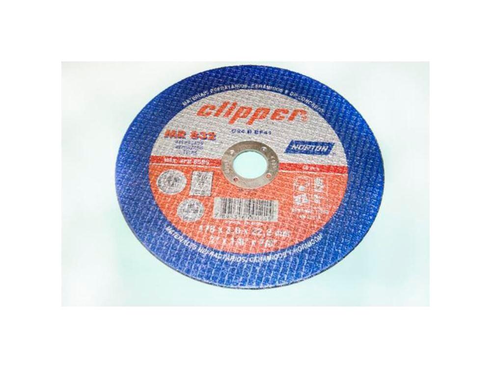 Disco Para Refratário 097/8 2T 832 Norton