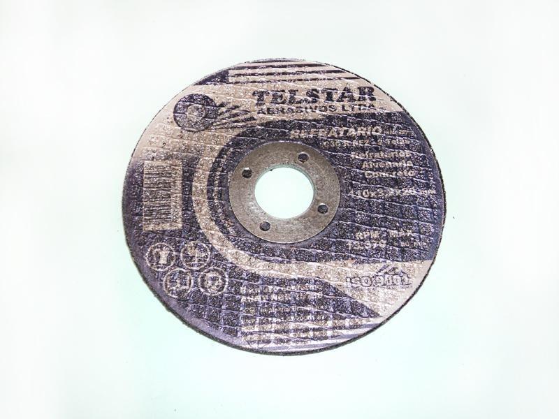 Disco Para Refratário 4,1/27/8 Telstar