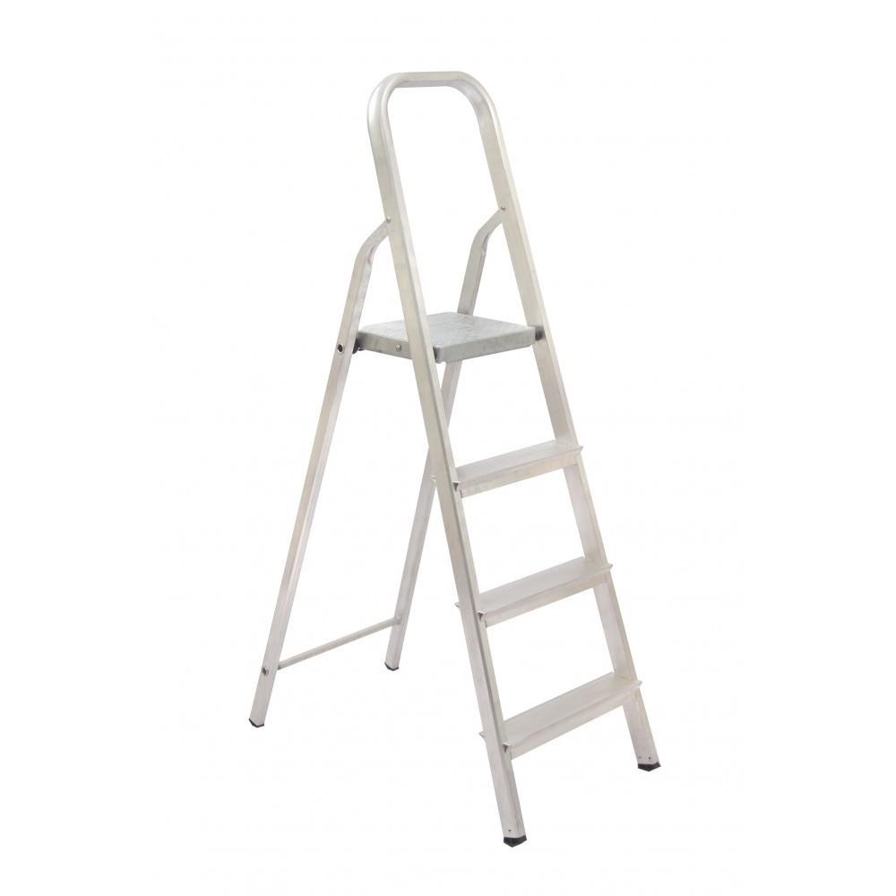 Escada de alumínio 04degraus Maestro