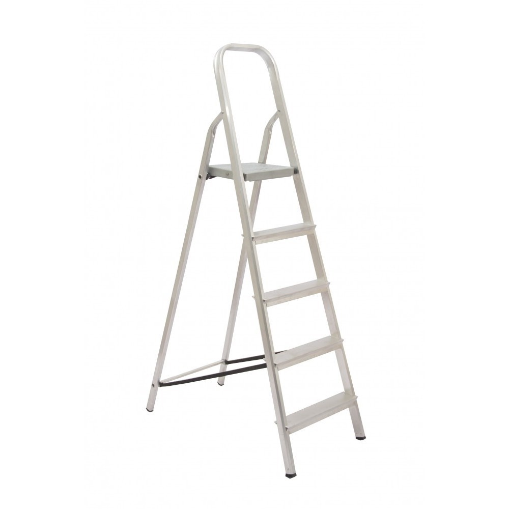 Escada de alumínio 05degraus Maestro