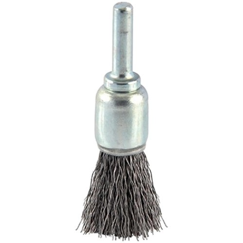 Escova De Aço Carbono Pincel 17mm Brasfort 7266 C/ Haste 6m
