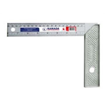 Esquadro Cabo Aluminio Ramada 10 25cm
