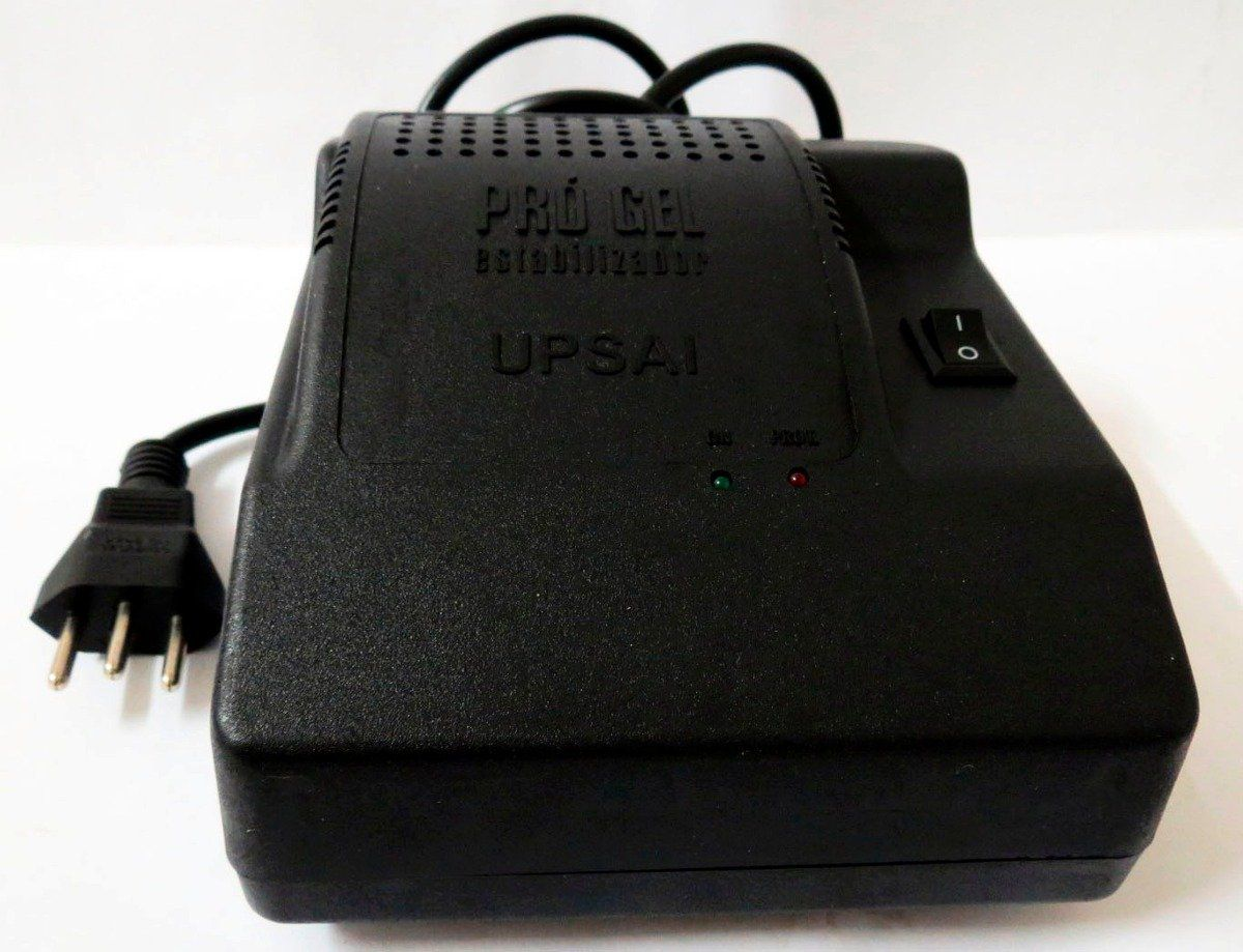 Estabilizador Progel 1000va 120v/120v- Upsai