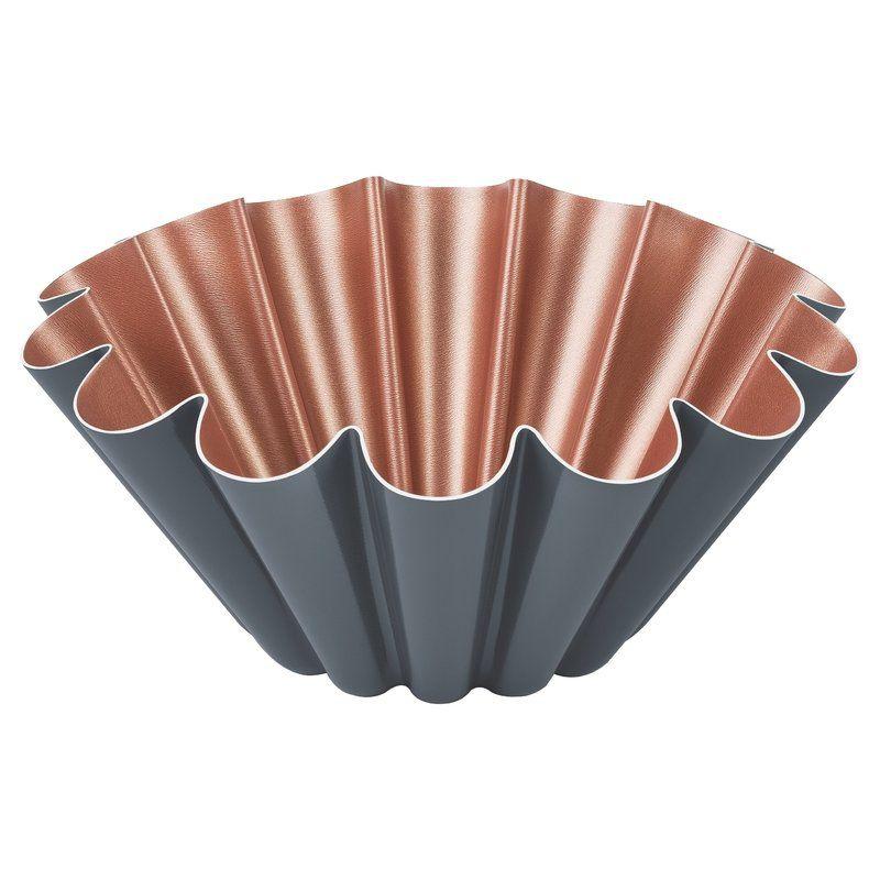 Forma Para Brioche Em Alumínio E Starflon Ø22cm Bakery