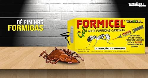 Mata Formiga Formicel GEL 10G