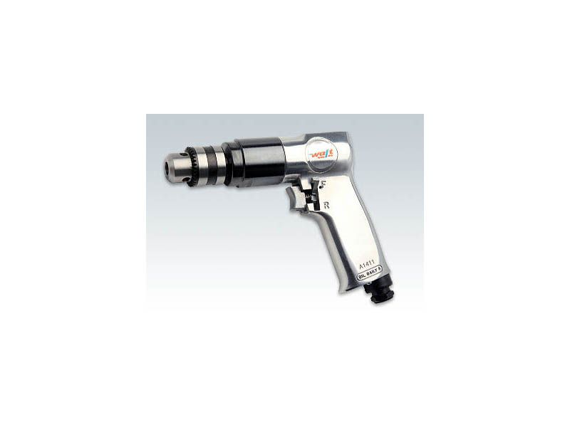 Furadeira Pneumática Pistola Reversível 3/8 Pol, - Waft