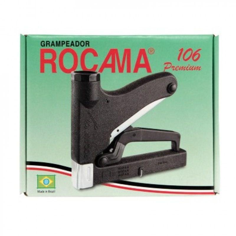 Grampeador Rocama 106 Premium -