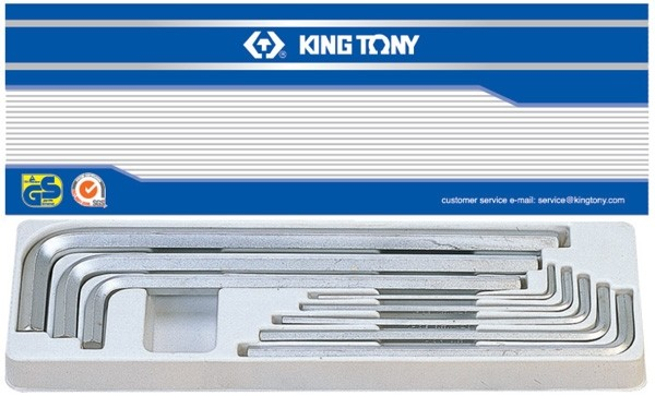 Kit Chave Allen King Tony Extra Lonta 2a10mm 08p