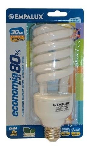 Lâmpada Fluorecente 30w Empalux