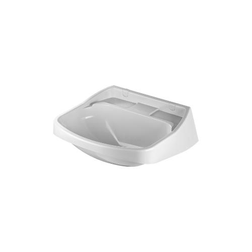 Lavatório Plus Grande Branco, 42X36cm - Herc