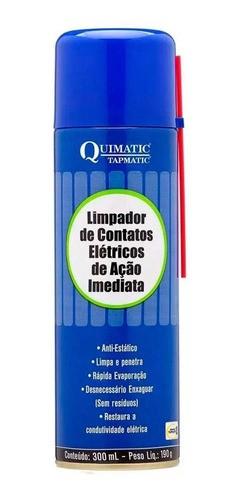 Limpa Contato Elétrico Ação Imediata 300ml Tapmatic