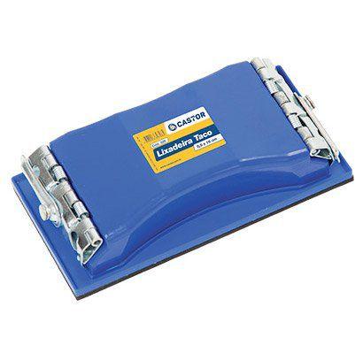 Lixadeira Manual Taco Castor 8.5 X 16