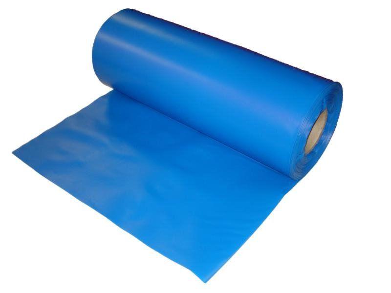Lona Plástica Azul 4x100 metros