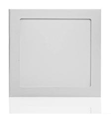 Luminaria Led G Light Sobrepor Quadrada 24W 3000K