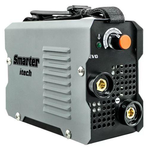 Máquina De Solda Inversora 130a 220v Evo-130c Smarter