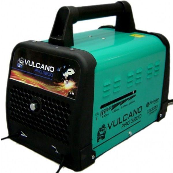 Maquina De Solda Vulcano Pro 3200 Bivolt 260amperes