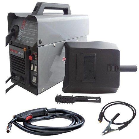 Máquina Solda Smarter Mig130 125a 220v