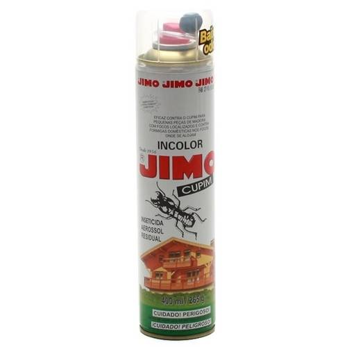 Mata Cupim Jimo 400ml Spray