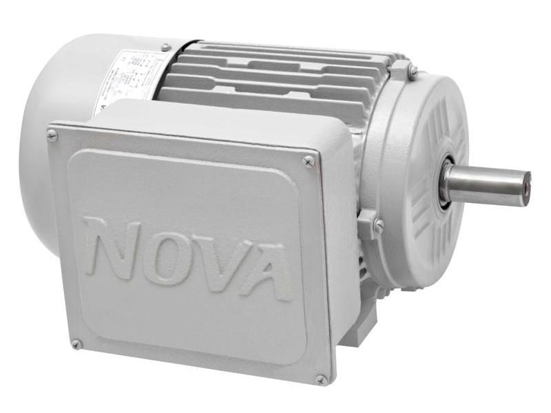 Motor Monofásico 3cv 2 Polos Blindado NOVA