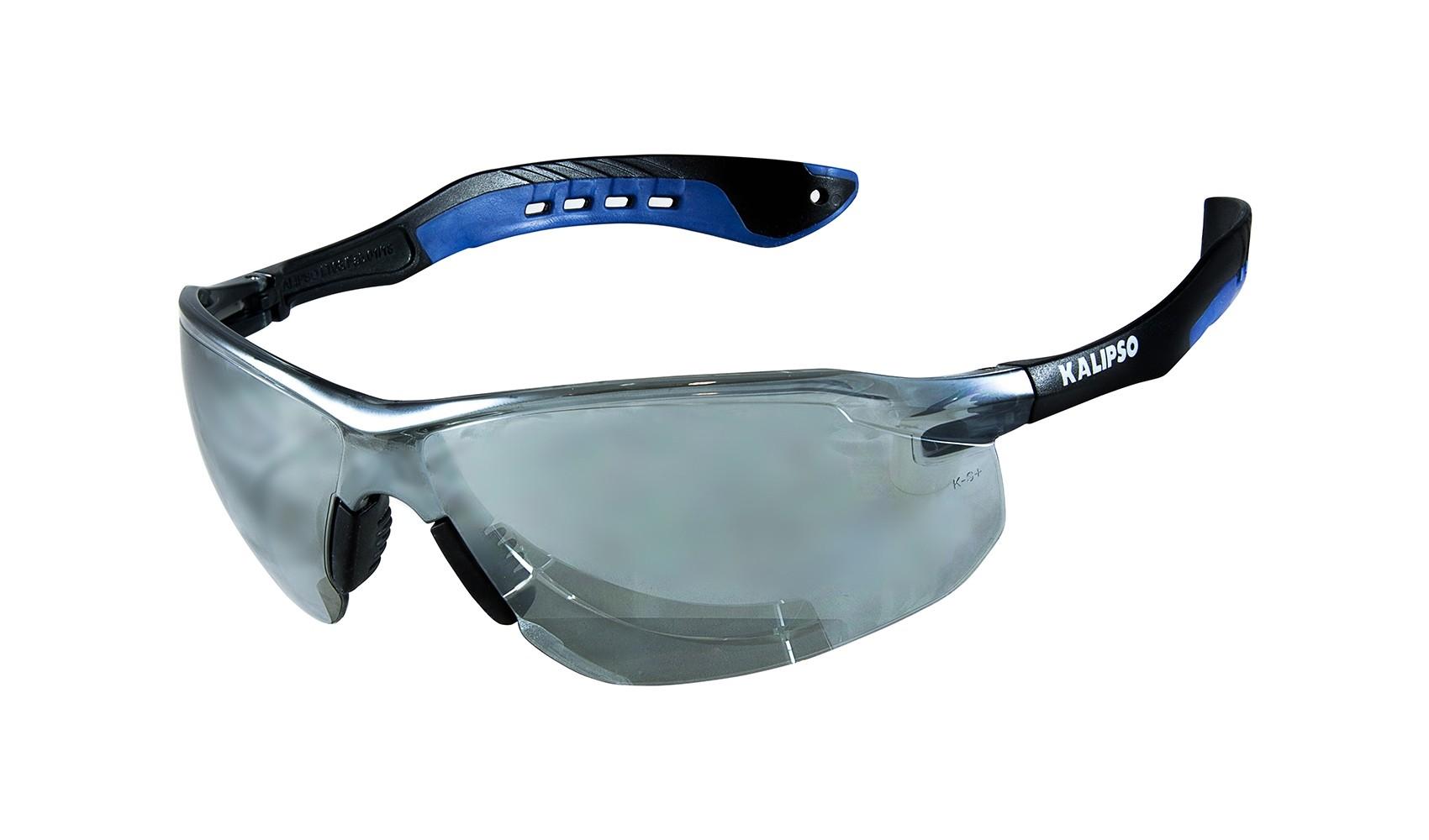 Óculos De Sol Proteção Kalipso Jamaica Cinza Espelhado