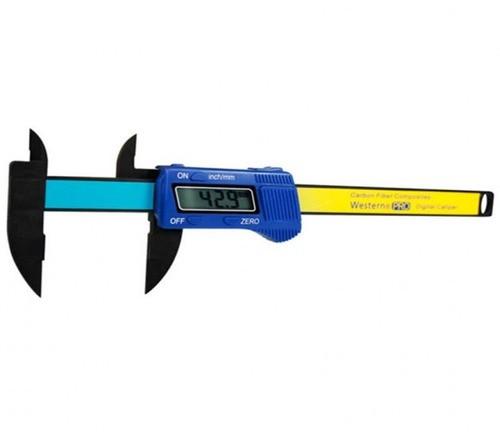 Paquimetro Digital Haste Fibra Western Dc6