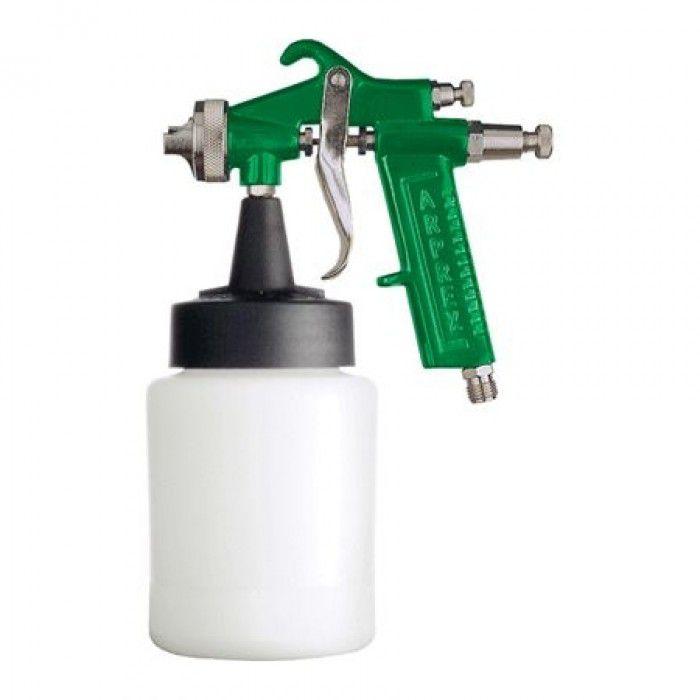 Pistola de Pintura Caneca Plástica C/ Bico De 1,2 Mm Mod 4cp