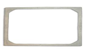 Porta Grelha De Ferro 30x50cm Donifer